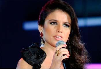 Paula Fernandes dará pontapé inicial no Jogo das Estrelas em Sete Lagoas